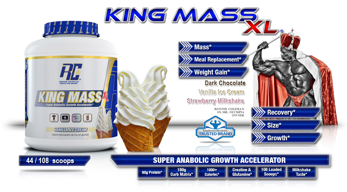 Image result for king mass ronnie coleman